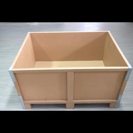方管箱--铁皮护角