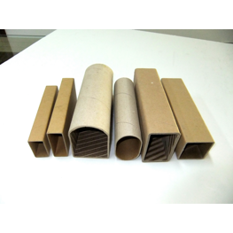 方形纸管—椭圆形
